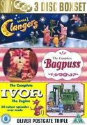 The Clangers DVD