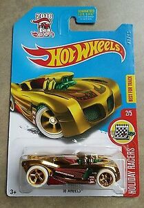 HOT WHEELS 2017 SUPER TREASURE HUNT 16 ANGELS !!!