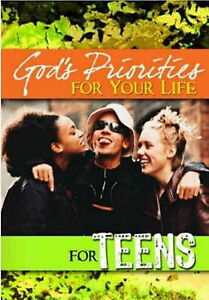 Very Good, Gods Priorities for Your Life for Teens, Hendrickson, Book