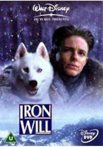 Walt-Disney-IRON-WILL-90s-Movies-DVD-New-Kevin-Spacey-In-Stock-Aus-R4