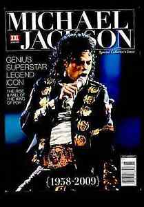Michael Jackson  Special Collector's Issue Magazine