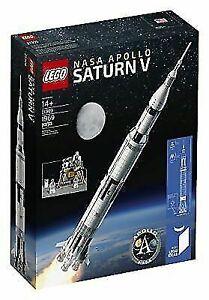 LEGO 21309 NASA Apollo Saturn V 1969  - Brand NEW In Sealed