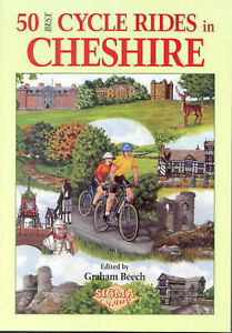 50 Best Cycle Rides in Cheshire-ExLibrary