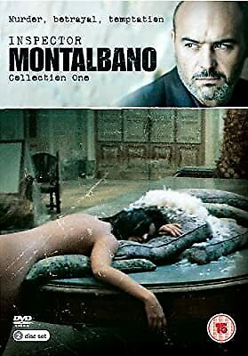 Inspector Montalbano: Collection One (2 Disc) [DVD], , Used; Very Good DVD