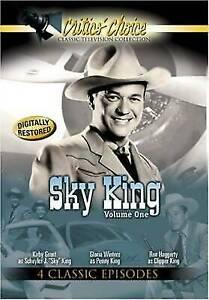 Sky King, Vol. 1, DVD, Grant, Kirby, , New - $51.48