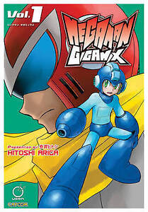 Mega Man Gigamix: Vol 1 by Hitoshi Ariga Capcom (Paperback, 2011) <9781926778235