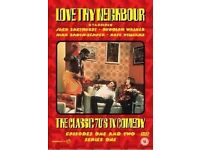 Love Thy Neighbour: Series 1 - Episodes 1 and 2 DVD