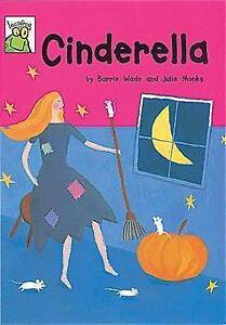 Wade, Barrie, Cinderella (Leapfrog Fairy Tales), Very Good Book