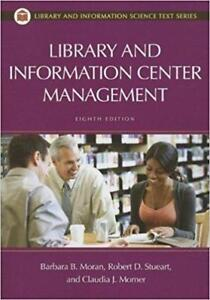 Library And Information Center Management 8th Edition