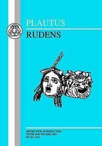RUDENS / PLAUTUS 0862920639