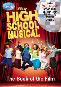 High-School-Musical-Disney-Book-of-the-Film-Exclusive-Secret-Diary-Orig-Photo