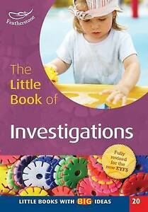 Featherstone Sally-Little Book Of Investigations  BOOK NEW