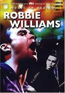 Robbie Williams - Music in Review (DVD, 2006) Peterborough Peterborough Area image 1