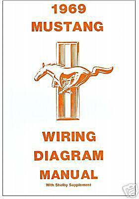 1969 Ford Mustang Wiring Diagram