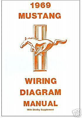 1969 Ford Mustang Wiring Diagram