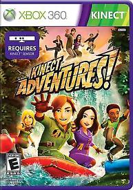 Kinect Adventures, Xbox 360
