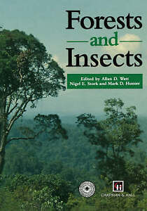 Forests and Insects-ExLibrary