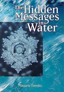 Hidden Messages in Water, Emoto, Masaru Paperback Book