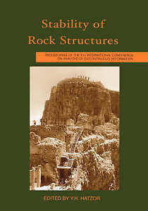 NEW Stability Rock Structures 5th Intl