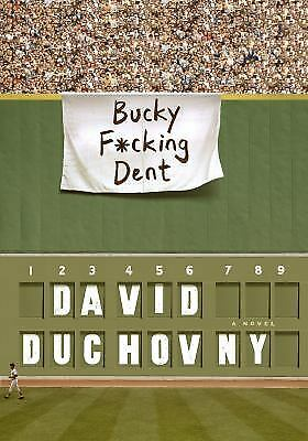 Bucky F   Ing Dent   Exlib  By David Duchovny