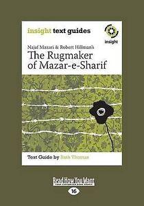essay on the rugmaker of mazar-e-sharif