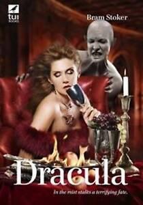 NEW Dracula Large Print by Bram Stoker