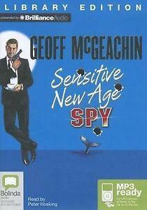 Sensitive New Age Spy by Geoff McGeachin (CD-Audio, 2012)