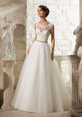 Morilee by Madeline Gardner wedding dress size 10/12