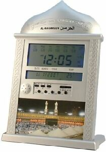 Azan Clock 1000 Cities Al Harameen 4004 Al-Akzan AAC-850 Peterborough Peterborough Area image 6
