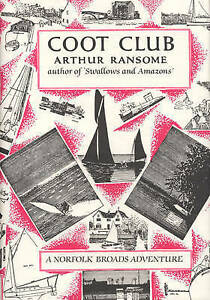 **NEW PB** Coot Club by Arthur Ransome (Paperback 2017)