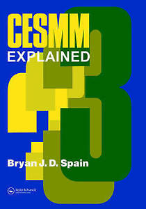 CESMM 3 Explained (Spon's Price Books)-ExLibrary