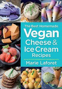 Laforet, Marie-Best Vegan Cheese & Ice Cream  BOOK NEW