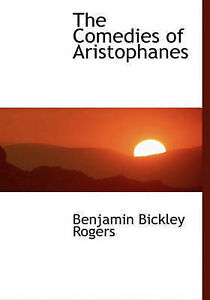 USED-LN-The-Comedies-of-Aristophanes-Greek-Edition-by-Benjamin-Bickley-Roger