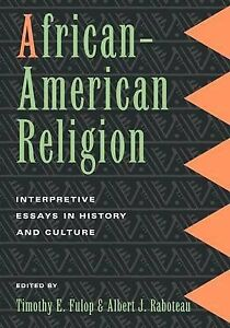 african american essays history Even though during the american revolution, african americans made up about 20 of the entire population, there have been few texts written to explain the.