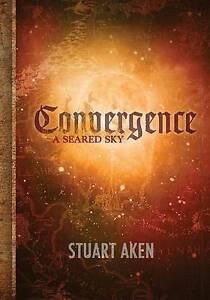 A Seared Sky - Convergence by Aken, MR Stuart -Paperback