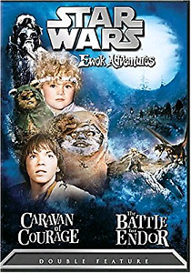Looking for the old Ewok movies on DVD.