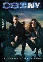 CSI New York Saison 1