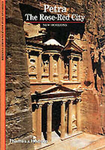 Petra-Rose-Red-City-by-Christian-Auge-Paperback-2000