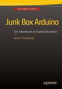 Junk Box Arduino  BOOK NEW