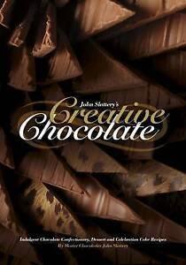 John Slattery's Creative Chocolate, John Slattery, New Book