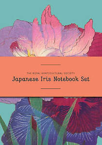 Royal Horticultural Society-Rhs Japanese Iris  BOOK NEW
