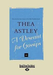 NEW A Descant for Gossips by Thea Astley