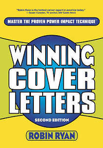 Winning Cover Letters, Robin Ryan