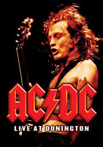 AC/DC live concert from Domington, UK