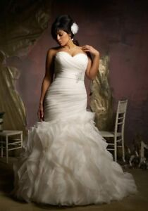 Wedding dress - Mori Lee size 24W