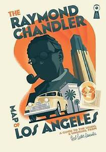 Raymond Chandler Map of Los Angeles, Cooper, Kim