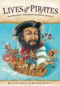 Lives of the Pirates: Swashbucklers-ExLibrary