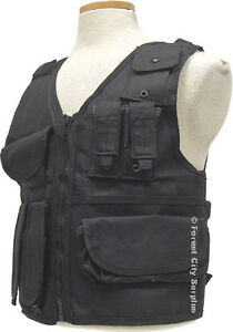 New - SWISS ARMS DELUX TACTICAL VEST - Just what you need !!!
