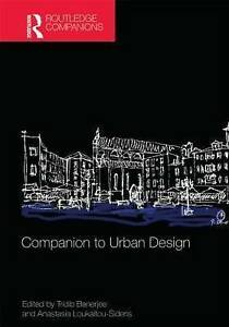 Companion to Urban Design, Tridib Banerjee