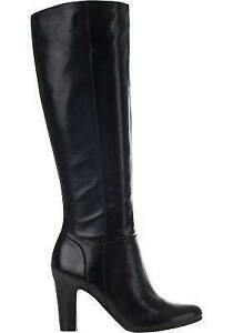 Brand new Sam Edelman black leather boots size 6